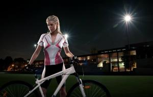 Bravi Cycling Wear ShootMakeup by KellyHair by Holly-MareePhotographer Bill Chen