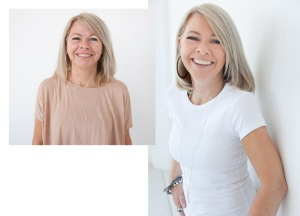 Before and After.  Hair and Makeup by Kelly.  Images by Brad.  Macy